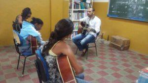 EDUCAÇÃO MUSICAL EM ANGELIM