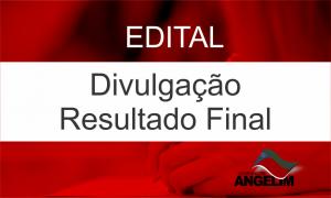 Edital 05 Divulgação Final Resultado