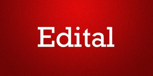 EDITAL DE SELEÇÃO SIMPLIFICADA-ARTISTAS 2020